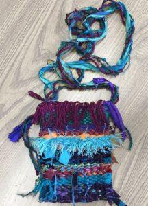 boho bag by Valerie Donley