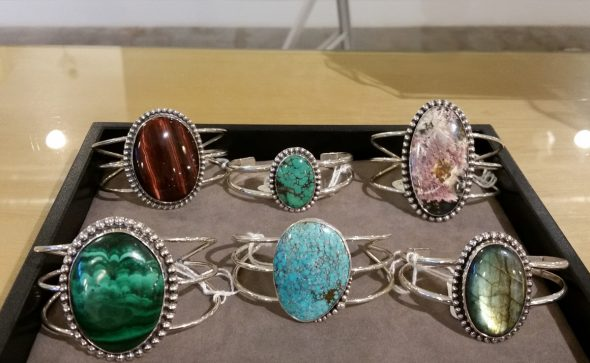 bracelets by Valley Art artist
