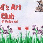 Kids Art Club (Thursdays)
