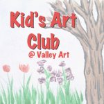 Kid's Art Club graphic created by April Hoff of Assist Potential